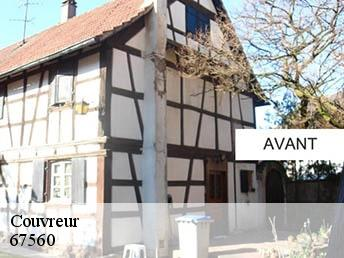 Couvreur  67560